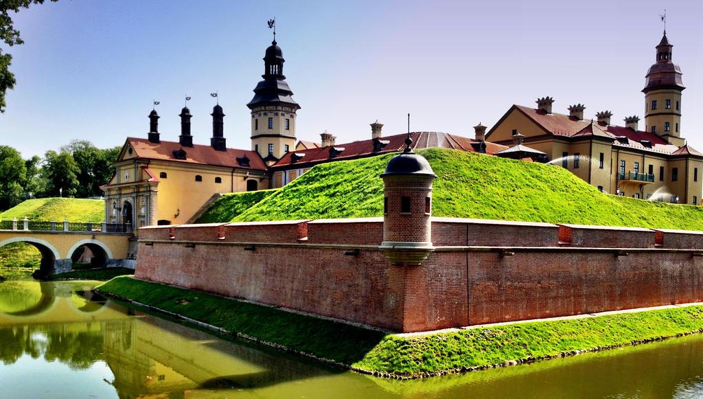 Беларусь, Несвижский замок