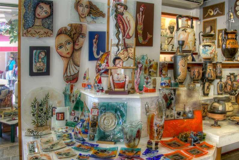 Предметы интерьера, туризм, подарки