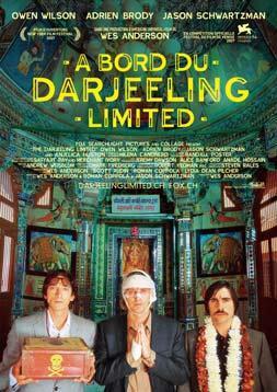 Поезд на Дарджилинг. Отчаянные путешественники (постер)