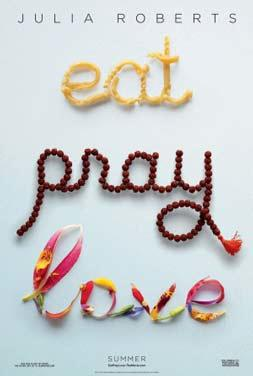 Ешь, молись, люби (постер)