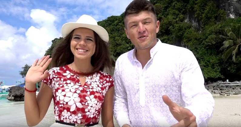 Своим Ходом - Виталик и Лиза, youtube