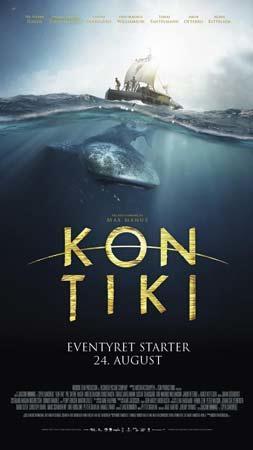 Kon Tiki постер