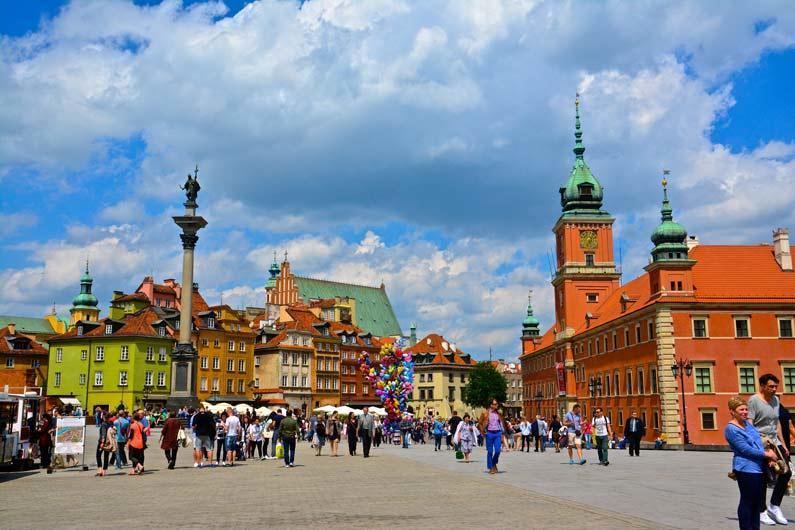 Польша, Королевский замок