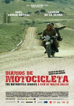 Че Гевара: Дневники мотоциклиста (постер)