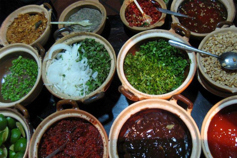 Гастрономический туризм, азиатская кухня